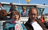 Christien en Herman (bas)